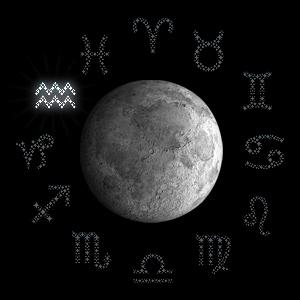 Луната във Водолей